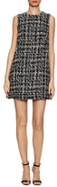 Dolce & Gabbana Wool Checked Flared Dress