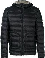Belstaff hooded down jacket - men - Feather Down/Nylon - 46