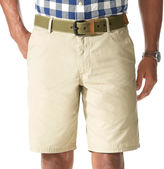 Dockers Flat-Front Straight-Fit Shorts