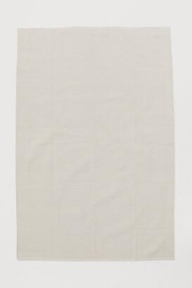 H&M Textured Cotton Rug