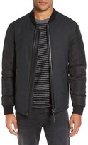 Mackage 'Clarence' Down Bomber Jacket