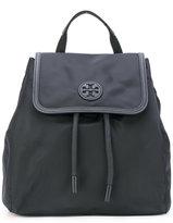 Tory Burch drawstring flap backpack