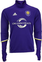 adidas Men's Long-Sleeve Orlando City SC Training T-Shirt