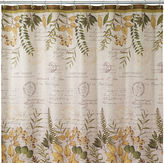 Avanti Foliage Garden Shower Curtain