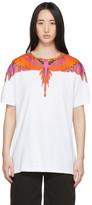 Marcelo Burlon County of Milan White Wings T-Shirt
