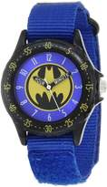 Batman Kids' BAT5037 Time Teacher Watch