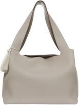The Row Duplex Leather Bag