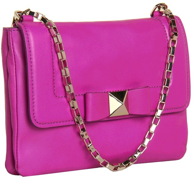 Kate Spade Bow Terrace Justine (Baja Rose) - Bags and Luggage