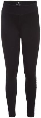 Calvin Klein Ckp Colorblocked Logo Legging