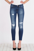 Henry & Belle High Waisted Skinny Ankle Jean