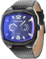 Police PL14191JSB/02 Men's Multifuction Watch with 3 Hands