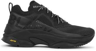 Brandblack Kite Racer black ripstop sneakers