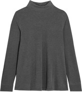The Great The Turtle Neck stretch-jersey sweater