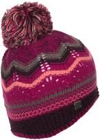 Smartwool Pine Lake Chevron Hat - Merino Wool (For Women)