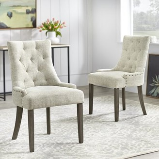 Ophelia & Co. Vicini Upholstered Dining Chair & Co.