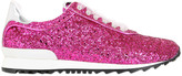 Casadei Limited Edition Glittered Sneakers