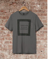 Express one eleven pocket graphic t-shirt