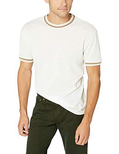 82fbbe2dc HUGO BOSS White Men's Tshirts - ShopStyle