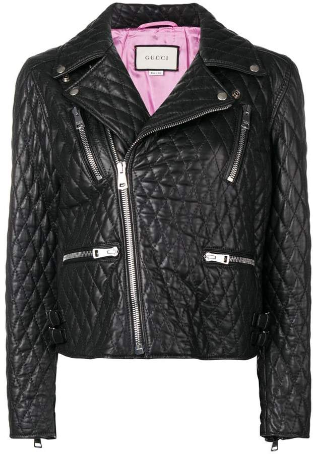 0f15e4396559 Gucci Black Women s Jackets - ShopStyle