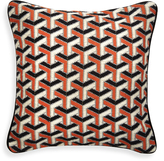 Jonathan Adler 3D Bargello Maze Throw Pillow