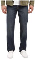 U.S. Polo Assn. Classic Straight Leg Five-Pocket Denim Jeans in Blue