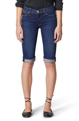 Hudson Amelia Cuffed Knee-Length Shorts