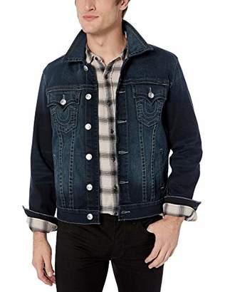 True Religion Men's Trucker Jacket SN