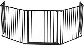 Babydan Baby Dan Flex Protection Barrier XL Black