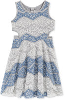 Bonnie Jean Lace Cutout Dress, Big Girls (7-16)