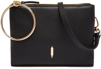 THACKER Donna Leather Crossbody Bag