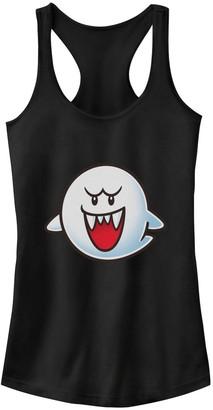 Nintendo Juniors' Super Mario Boo Face Tank