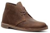 Clarks Bushacre Leather Chukka Boot