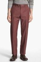 John Varvatos Men's Red Label 'Petro' Flat Front Trousers
