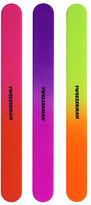 Tweezerman Neon Hot Nail Files Assorted
