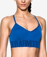 Under Armour Seamless Low-Impact HeatGear® Sports Bra