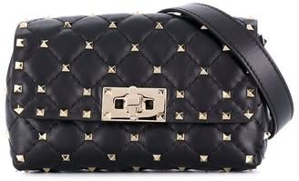 Valentino Rockstud Spike belt bag