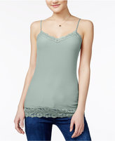 Polly & Esther Juniors' Lace Cami Top