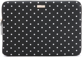 "Kate Spade Mini Pavillion Dot 15"" Laptop Sleeve"
