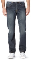 Mantaray Dark Blue Straight Leg Dark Wash Jeans
