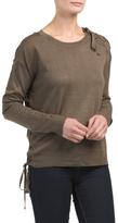 Juniors Long Sleeve Sweater