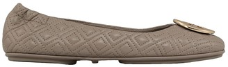 Tory Burch Quilted Leather Ballet Flat