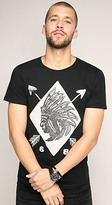 Esprit OUTLET multi print t-shirt