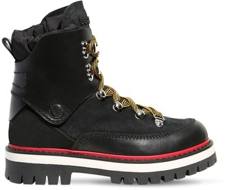 DSQUARED2 Leather & Suede Boots
