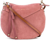 Jimmy Choo 'Artie' shoulder bag - women - Suede - One Size