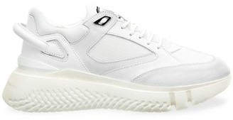 Buscemi Veloce Leather & Suede Sneakers