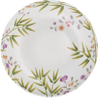 Raynaud Paradis White Rim Soup Plate