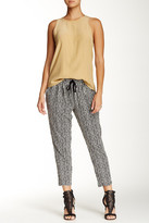 Hue Geo Chill Jersey Skimmer Pant