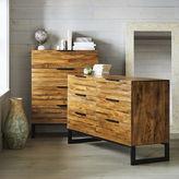 Pier 1 Imports Pierce Java Chest & Dresser Bedroom Set