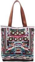 Glamorous Tote bag black/brown/multi
