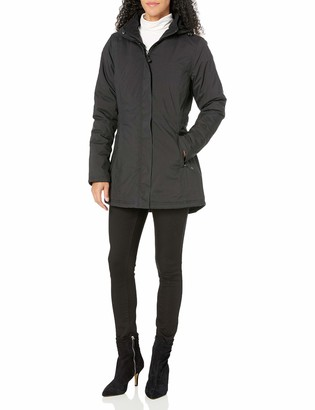 Charles River Apparel Women's Wind & Water Resistant Journey Parka